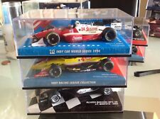 minichamps 1:43 f1 lot of3