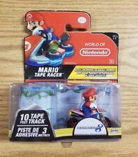 World of Nintendo - MARIO TAPE RACER Action Figure KART - Series 2 Cloud Top NEW