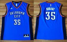 OKLAHOMA CITY #35 KEVIN DURANT SHIRT JERSEY AUTHENTIC ADIDAS NBA SIZE MEDIUM