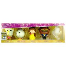 Beauty & the Beast 3D Figural Key Chain 5-Pack - San Diego Comic-Con 2017 Excl.