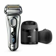 Braun Series 9 9090 CC Men's Electric Shaver - Silver