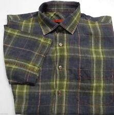 Karierte Signum Herren-Freizeithemden & -Shirts mit Kentkragen