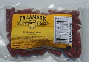 Tillamook Country Smoker All Mixed Up Sticks 1LBS 07/14/2023