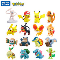 Pokemon Takara Tomy Monster Collection MS Collectable Figure Official UK Stock