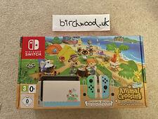 Nintendo Switch Console Animal Crossing Edition 32GB & Code✅  UK Stock ✅  New ✅