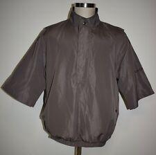Footjoy Jacket Golf Pullover Short Sleeve Windbreaker Dry Joys FJ Medium
