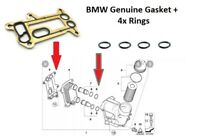 OEM BMW Oil Filter Housing Element Seal Gasket E90 E60 E87 E83 N47 11427802114