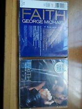 George michael faith cd epic 2 bonus remixes
