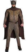 OFFICIAL DELUXE WATCHMEN NIGHT OWL COSTUME ADULT HALLOWEEN COSTUME SIZE LARGE