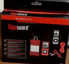 Gigaware Accessory Kit, - For iPod nano 4th Generation - BRAND NEW IN BOX