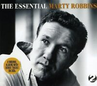 MARTY ROBBINS - THE ESSENTIAL MARTY ROBBINS 2 CD NEU