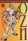 OZN VOLUME 1 EDIZIONE PLANET MANGA