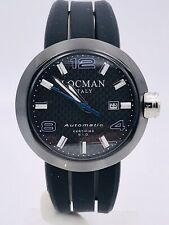 Orologio Locman Change 425KK/800 Automatico 3 Bracciali 46mm Scontatissimo Nuovo