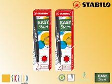 Stabilo EASYoriginal 0,5 mm in ROT 6 Nachfüllminen Tintenroller-Patronen