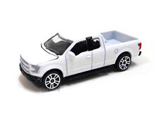 Ford F-150 Raptor Pick Up Truck, Majorette Racing Cars 2018 201C 1:72 (White)