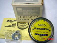Argo Hubodometer 275/80R22.5 Tires 519 Revs Per Mile