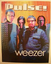 Weezer Pulse Magazine Us Promo Poster 2002