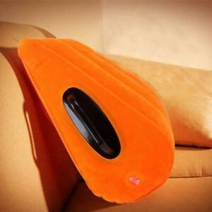 Manual pump triangle pillow air pillow body position cushio B6J1 armrest U2M2