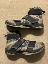 Nike Lebron Soldier Zoom 10 CAMO SFG size 16 New DS 844378 022