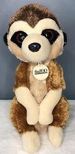 "Wild Republic Meerkat 12"" The Zoo Plush Stuffed Animal"