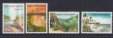 PAPUA NEW GUINEA: 1985 Tourist Scenes set of 4 SG 491/4, MUH.