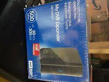 Western Digital My DVR Expander USB Edition (WD50000H1S-00) 500GB