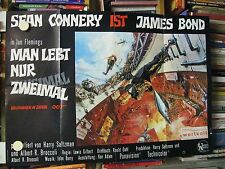 JAMES BOND 007 - MAN LEBT NUR ZWEIMAL - Plakat Poster SEAN CONNERY (#5)