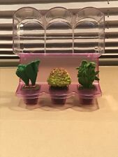 2018 American Girl Doll of the Year Luciana Mars Habitat 3 Plants With Holder