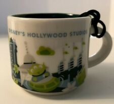 Disney Parks Starbucks Hollywood Studios You Are Here Mug Ornament Cup New Boxed