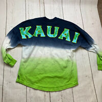 Spirit active wear Hawaii Kauai spirit jersey women's size Medium