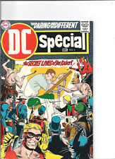DC Special no. 5, Joe Kubert, DC, 1969, F/VF.
