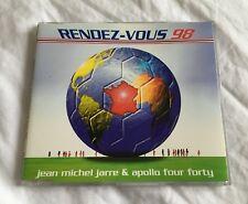 Jean Michel Jarre & Apollo Four Forty Rendez-Vous 98 CD Single