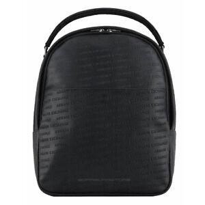 Armani Exchange Man backpack 952083 CC348 00020 Black Bag