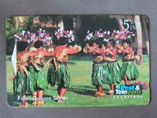 Magnetic kaart gebruikt Fiji  -  Cultur