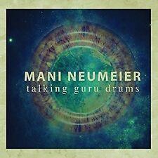 Mani Neumeier - Talking Guru Drums [New CD]