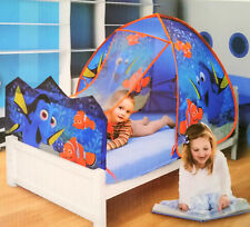 New Lisenced Disney Finding Dory Nemo 2 in 1 Bed Retreat Play Tent Cubby House