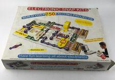 Electronic Snap Kits 750 Project Radio Shack 28-288 Electronics Kit 303