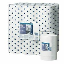 Tork White Wiping Paper Plus MiniCentrefeed Roll 2-Ply (Pack of 12) [SCA70079]