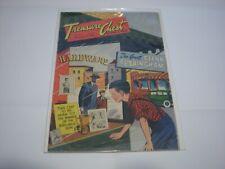 Treasure Chest Vol. 8 #6 (1946 Series) Pflaum Publish Glenn Cunningham