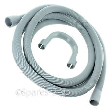 SAMSUNG LG Washing Machine Drain Hose Outlet Water Pipe 4m 29 & 22mm