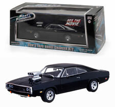 1970 Dodge Charger R/T Fast and the Furious Dom 2001 in 1:43 GreenLight 86201