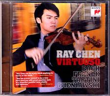Ray CHEN: VIRTUOSO TARTINI The Devil's Trill FRANCK Violin Sonata WIENIAWSKI CD
