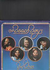 THE BEACH BOYS - 15 big ones LP