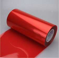 Colorful Car Headlight Tint Film Taillight Tail Vinyl Wrap Fog Light Sticker