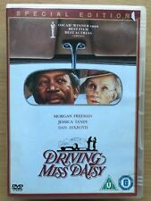 Jessica Tandy Morgan Freeman Driving Miss Daisy ~ 1989 civil derechos Drama GB