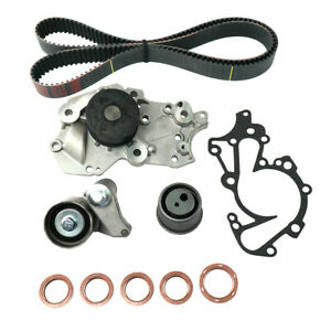 Timing Belt Kit Water Pump Fits HYUNDAI SANTA FE GLS KIA OPTIMA RONDO EX LX 2.7L
