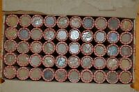 $25 Sealed Lincoln Wheat Roll Box 1909-1958 PDS Cents/Indians/Pennies