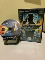 James Bond 007 in Agent Under Fire !No Manual!(Sony PlayStation 2, 2002)