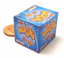 1:12th Closed Empty Wotsits Snack Box Dolls House Miniature Shop Accessory