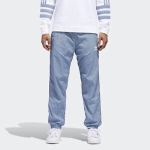 Adidas DH3840 Men originals Authentic Track long pants blue